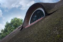 Kunststof kozijn in boerderij in Peize, Roden, Haren en Groningen