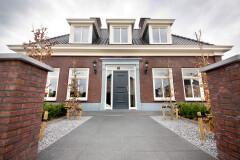 Kunststof kozijnen en deuren villa